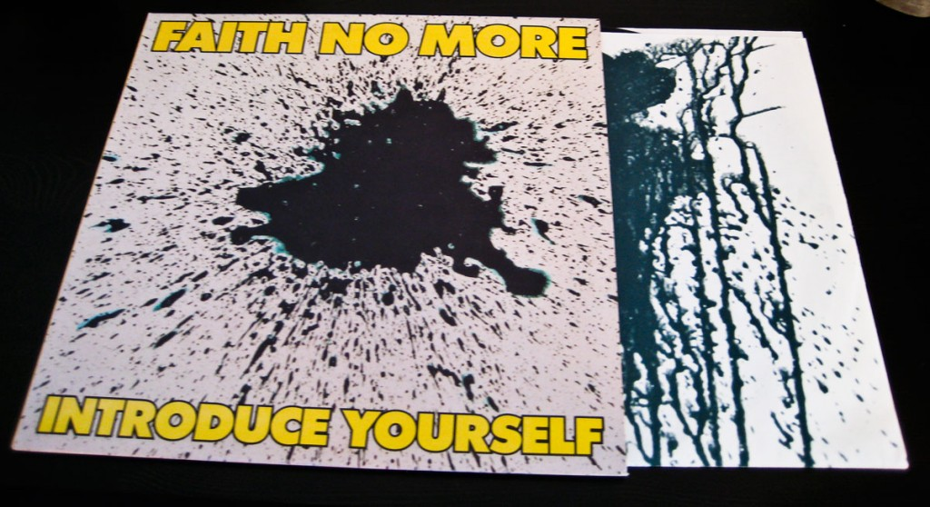 "Faith No More - Introduce Yourself 12"" Vinyl"