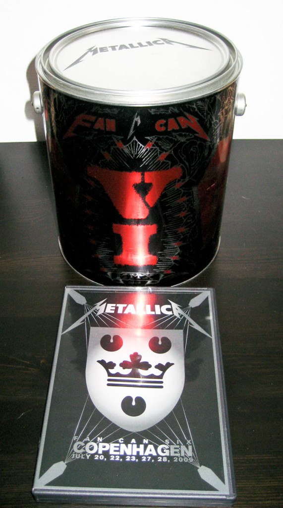 Metallica - Fan Can VI
