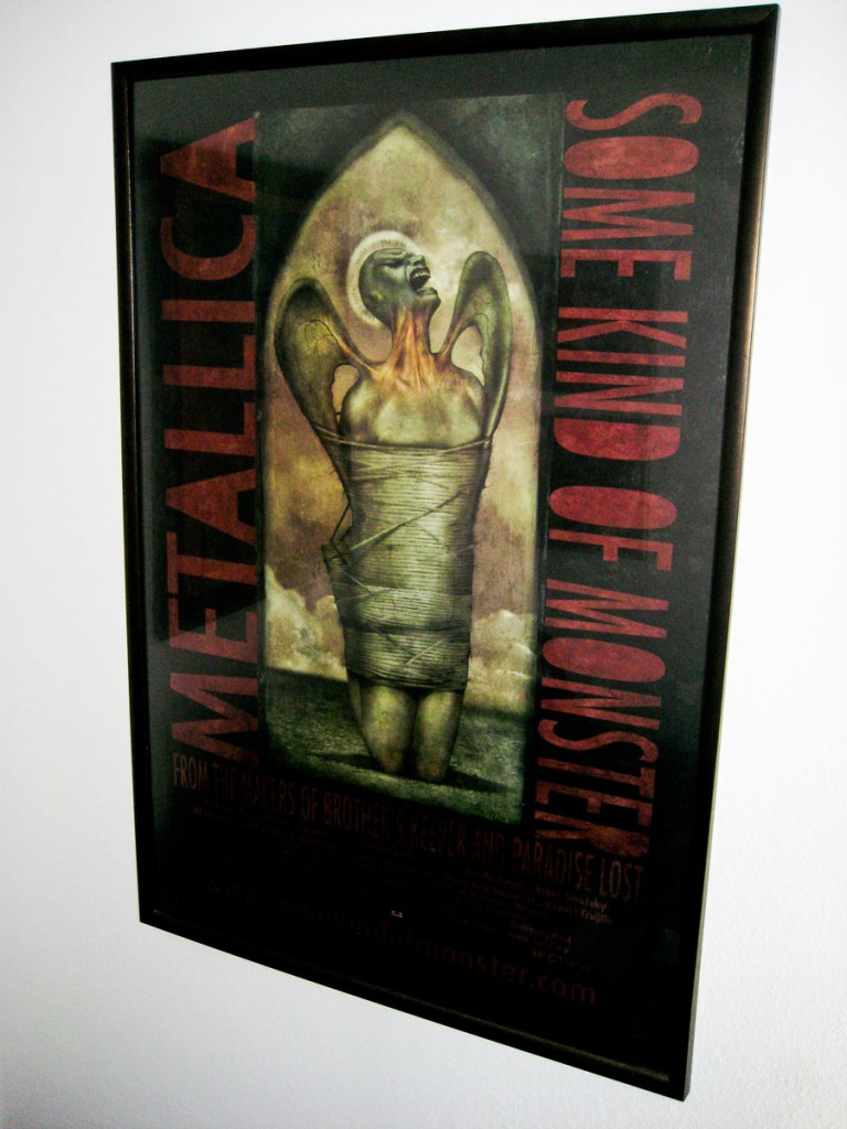Metallica: Some Kind of Monster 27x40 Theater Poster