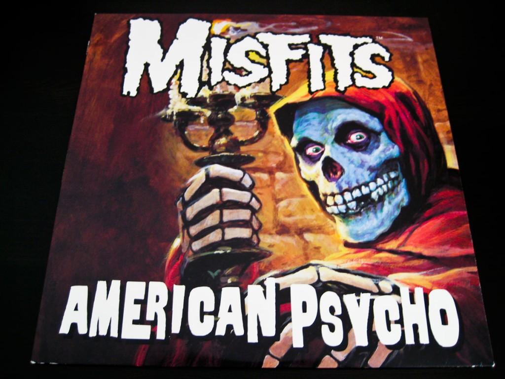 "Misfits - American Psycho 12"" 180-gram Vinyl"