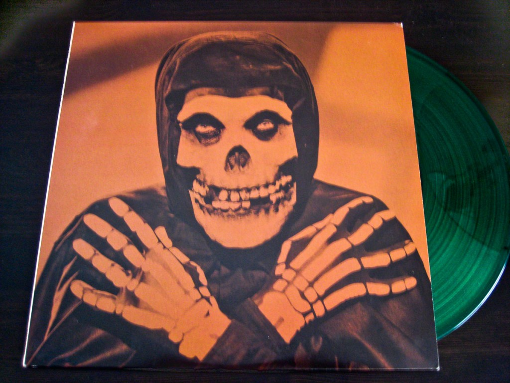 "Misfits - Collection II - 12"" Green Vinyl"